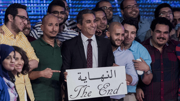 EGYPT-TELEVISION-MEDIA-POLITICS
